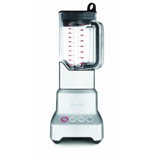 Remanufactured Breville XX800BLXL Die-Cast Hemisphere 2-Speed Blender with 67-Ounce Polycarbonate Jar