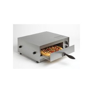 Fusion 508FC 12in Single Deck Countertop Deluxe Pizza and Snack Oven
