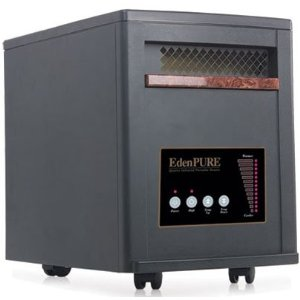 SCI-Resource Partner G3-1000 EdenPURE Infrared Quartz Heater