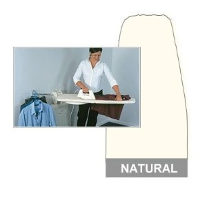 Ironing Board Cover Mobile (44x15) Natural - Better Lifestyle #Cover-NT