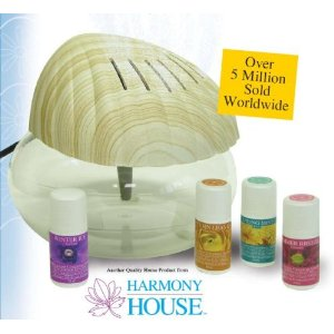 Harmony House's Three-in-One Air Purifier, Humidifier and Air Freshener