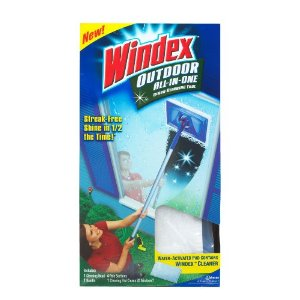 Windex Outdoor All-In-One Starter