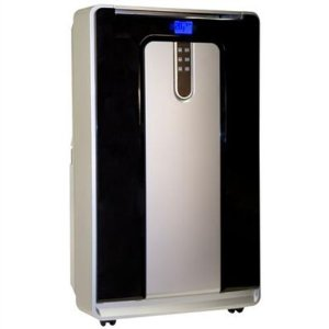 Commercial Cool 14000 BTU Portable Air Conditioner - Silver/ Black