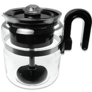 Modelco 8 cup Stovetop Glass Percolator