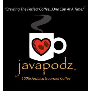 20 Mocha Cinnamon Swirl Flavored Java Podz Individually-Wrapped Gourmet Coffee Pods