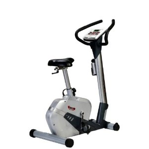 Lifecore LC950UBS Space Saving Self Powered Upright Exercise Bike