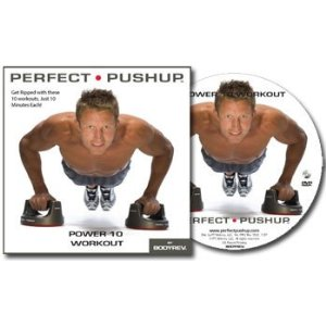 Perfect Pushup Power 10 Workout DVD