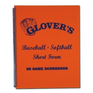 Glovers Shortform Scorebook