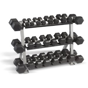Hampton Dumbbell Rack HV-3T