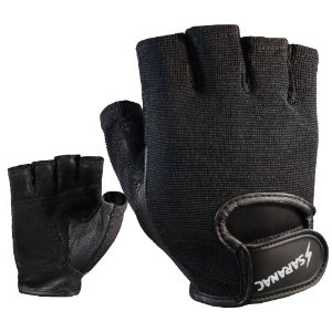Saranac Fitness Men's Flex Glove