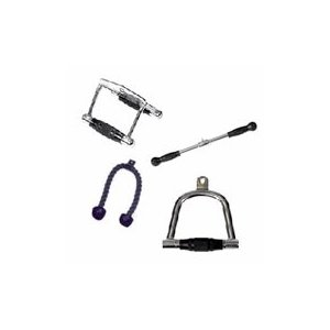 Rubber Grip Cable Attachment Pack II