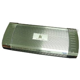 Kole Audio Qx21920 Qx Series 2-channel Car Amplifier
