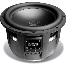 Polk Audio SR 104-DVC - Car subwoofer - 700 Watt - 10