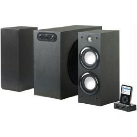 Artdio DS-8904 2.1 iPod Docking Speakers