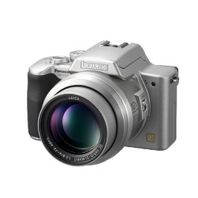 Panasonic Lumix DMC-FZ20S 5MP Digital Camera with 12x Image Stabilized Optical Zoom (Silver)