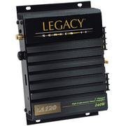 Legacy LA120 2 Channel 240 Watt Amplifier