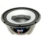 Infinity Reference 1252w 12-Inch Dual Voice Coil Subwoofer (Silver/Black)