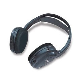 DEI HP208 / 88204 Automotive Ir 1-channel Wireless Headphone Flat Folding