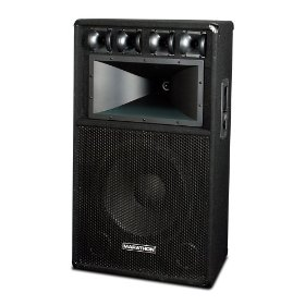 Marathon Dj-153 Single 15-inch Three Way Loud Speaker