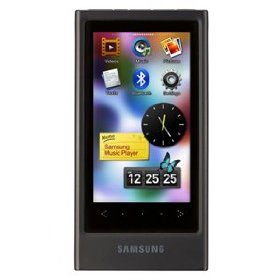 Samsung YP-P3 8GB Touch Screen MP3 Video Player