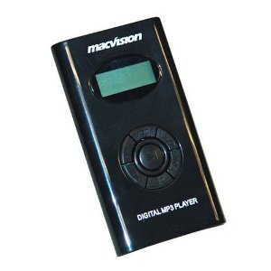 Mac Vision MA07T5BL 512MB Black MP3 Player