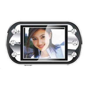 2GB 2'' Screen MP3/ MP4 Media Player