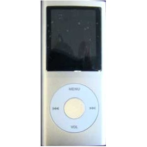 4th Generation - MP3/MP4 Player with 4GB of flash drive