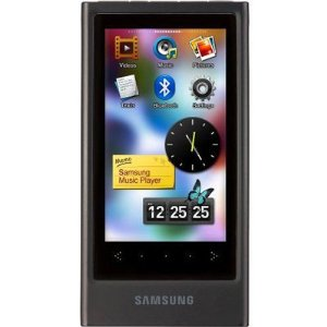 Samsung P3  Palm Theatre Plus 8 GB MP3 Player (Black)