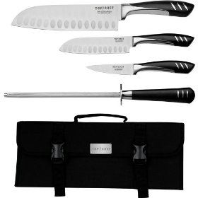 Top chef tc03 knife 5 piece full set