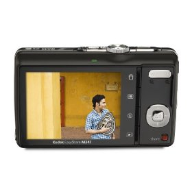 Kodak Easyshare M341 12.2MP Digital Camera with 3x Optical Zoom and 2.7-inch LCD (Black)