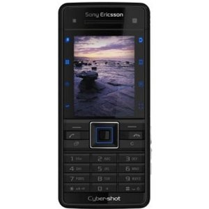 Sony Ericsson C902 Cyber-Shot Unlocked Phone with 5 MP Camera, Media Player, and M2 Memory Slot--U.S. Version with Warranty (Swift Black)