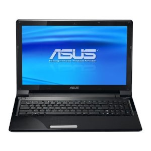 ASUS UL50VS-A1B 15.6-Inch Black Laptop (Windows 7 Professional)