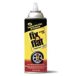 Fix-A-Flat - Tire Inflator Cone-Top, 12 oz., Case of 6 (S410-6-C)