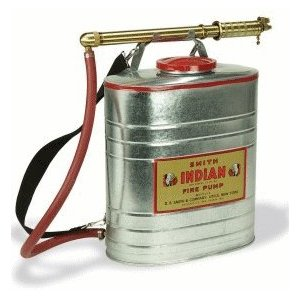 Indian Back-Pack Fire Pump - 5 Gallon Fire Pump