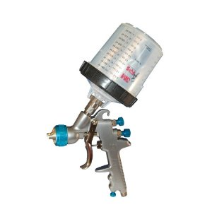 ATD Tools 16865 1.5 mm Leonardo Gravity Feed Spray Gun With PPS Cup System