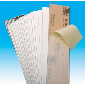 PSA Long Board Adhesive Back Sandpaper 50 pk 80 Grit