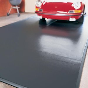 Clean Park Garage Floor Mat