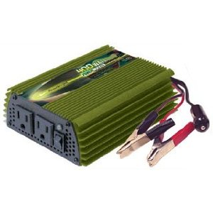 Power Bright ML400-24 400 Watt 24 Volt DC To 110 Volt AC Power Inverter