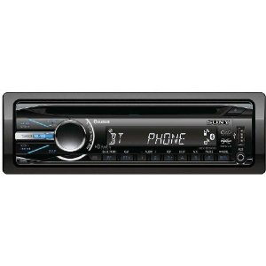 Sony MEX-BT3800U In-Dash CD Receiver MP3/WMA/AAC Player with Bluetooth