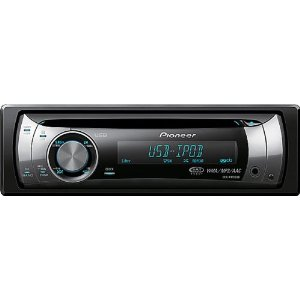 Pioneer DEHP4100UB SCD Receiver with USB control and OEL