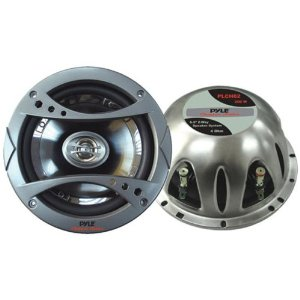 PYLE PLCH62 6.5-Inch 240 Watt 2-Way Speaker System
