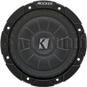 Kicker 10CVT654 CompVT shallow-mount 6.5