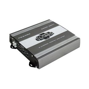 Pyramid PB2415X 2200 Watts 2 Channel Bridgeable Amplification