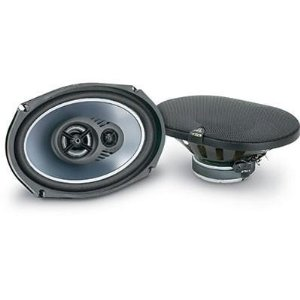 JL AUDIO TR690-TXI COAXIAL 3-WAY SPEAKERS 6