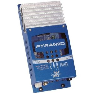 Pyramid PB440X PYRAMID AMPLIFIER 120 W X 2 CHANNELS