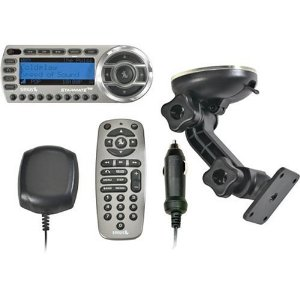Sirius ST2 Starmate Replay Satellite Radio with Car Kit