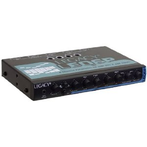 Legacy LEQ6P 6 Channel Parametric Equalizer with Subwoofer Control
