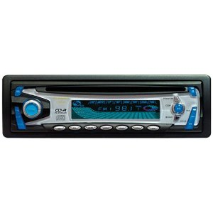 Pyramid CDR49DX AM/FM/MPX CD Player/Receiver with Detachable Face