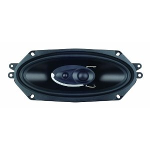 Power Acoustik XP-4103K 4-Inch x 10-Inch Two-Way Full Range Speaker
