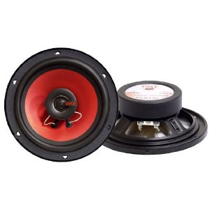 PYLE PLRL62 6.5-Inch 200 Watt Two-Way Speakers